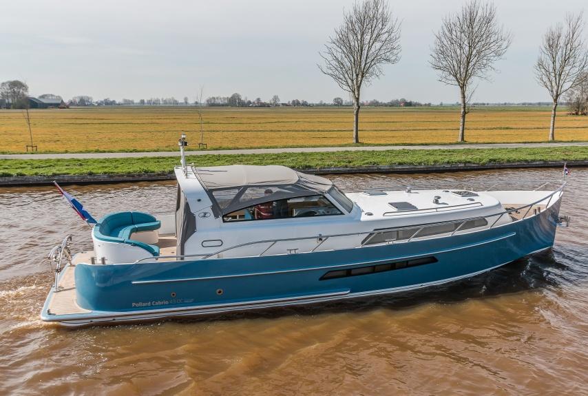 Cabrio 43 OC